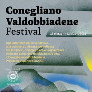 Conegliano Valdobbiadene Festival 2021, Treviso, 12 marzo - 12 giugno 2021