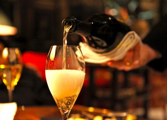 degustazione champagne
